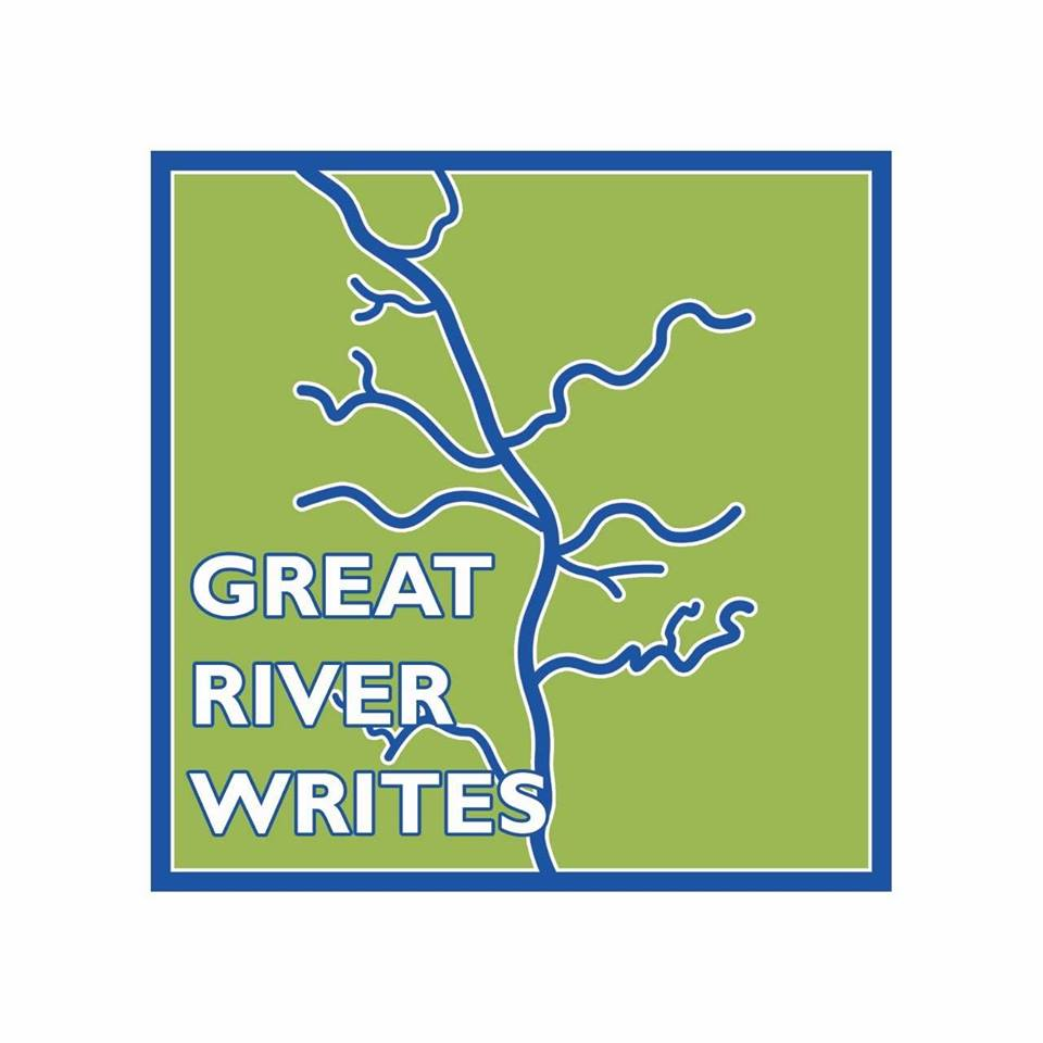 Great River Writes Logo