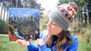 Happy Dancing Turtle Nature Storytime